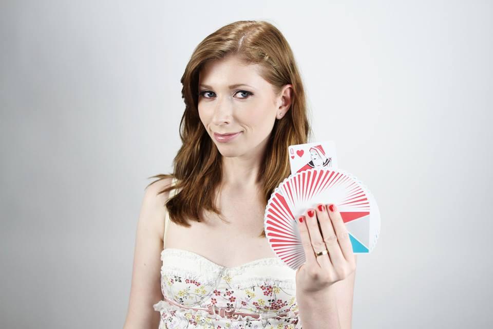 Kvinnelige tryllekunstnere - Ekaterina Dobrokhotova