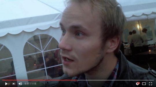 539x303 - Gjesters reaksjoner på tryllekunstner Rune Carlsen