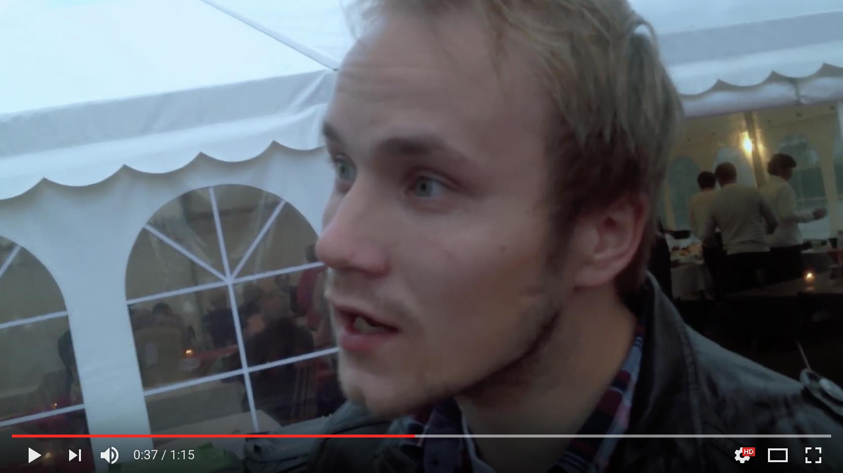 .jpg - Gjesters reaksjoner på tryllekunstner Rune Carlsen